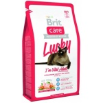Karma sucha dla kota BRIT CARE Cat Lucky I\'m Vital Adult 400g
