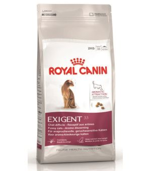 Karma sucha dla kota Royal Canin Exigent 33 Aromatic Attraction 400g
