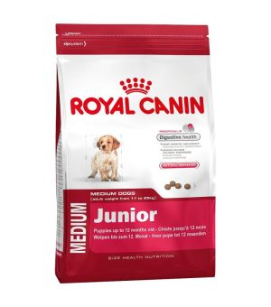 Karma sucha dla psa Royal Canin Medium Junior 15kg