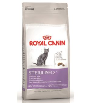 Karma sucha dla kota Royal Canin Sterilised 37 - 10kg